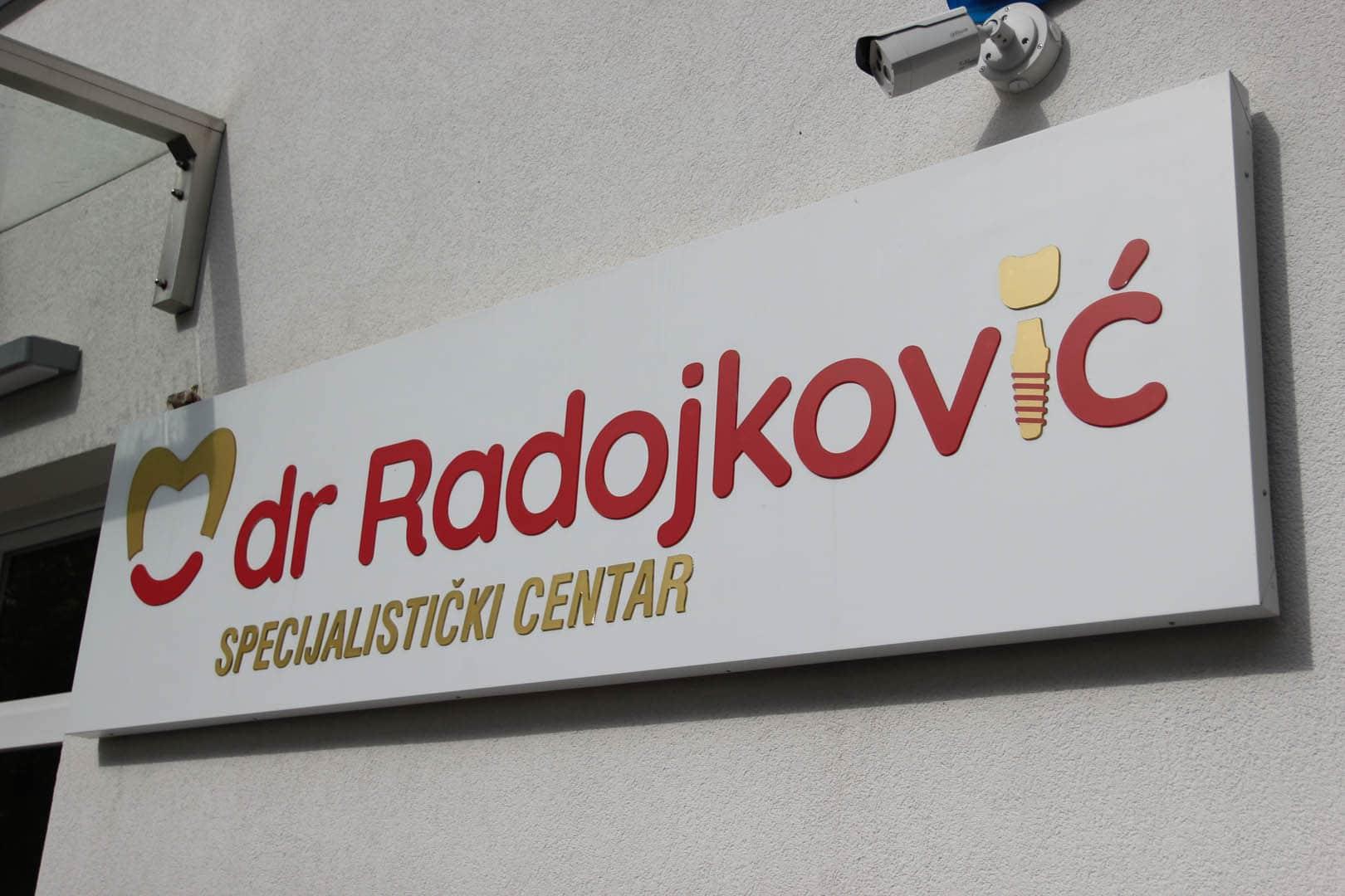 Tabla Doktor Radojković