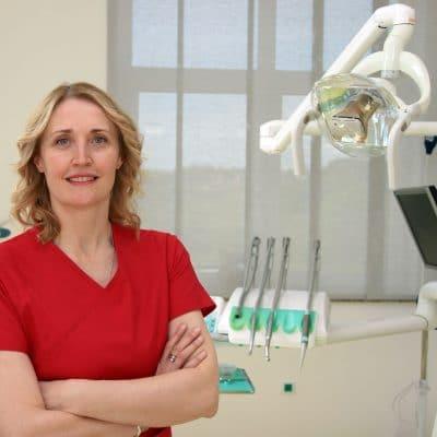 Doktorica Aleksandra Radojković zaštitno lice